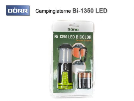 Dörr Bi-1350 LED Outdoor Latern, bi-color