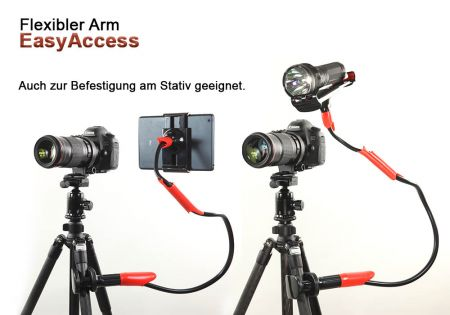 Flexibler Arm EasyAccess