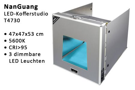 NanGuang LED-studiocase T4730 LED