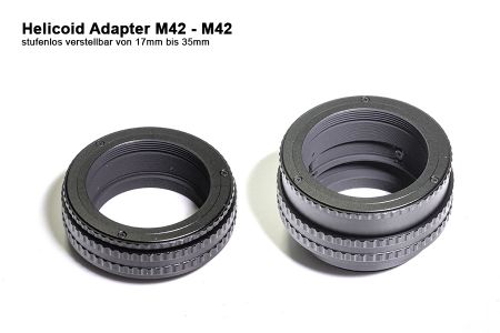helicoid adapter M42 17-35mm