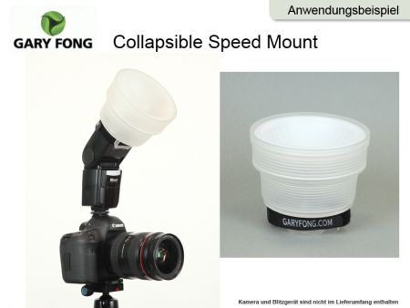 Gary Fong Collapsible Speed Mount