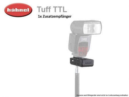 Hähnel Tuff TTL additional receiver for Canon
