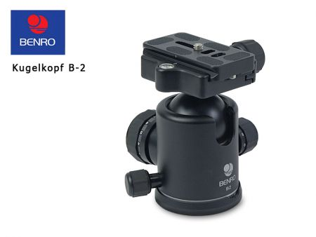 Benro Ballhead B-2 new Version