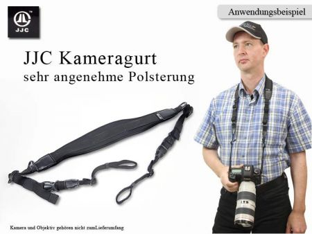 JJC Camera Strap with very goog padding