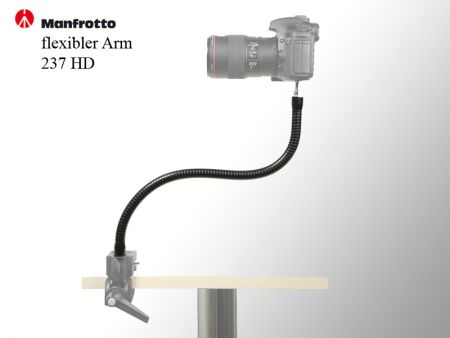 flexible arm Manfrotto 237 HD
