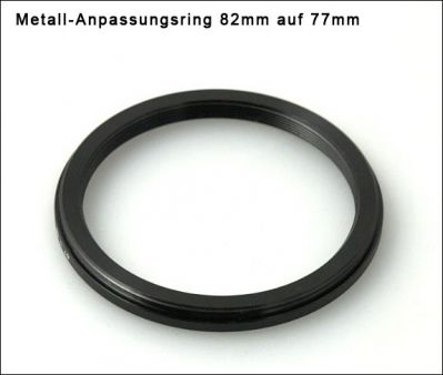 Step Down Ring 82mm to 77 mm