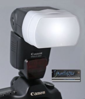Diffusor for Canon Speedlite 580 E
