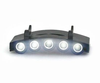 Cap-Light with 5 LED