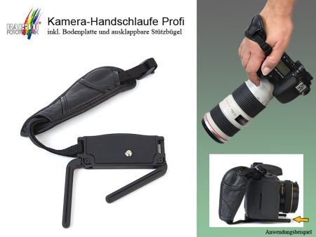 Kaiser Hand Strap Profi with base plate