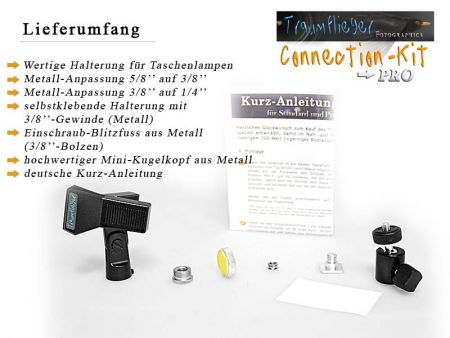 Traumflieger Connection-Kit Pro