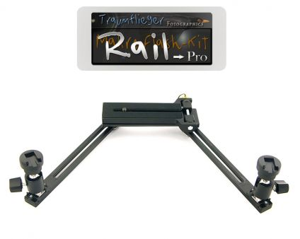 Traumflieger MAKRO Flash-Kit Rail Pro
