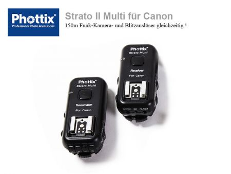 Phottix Strato II for Canon