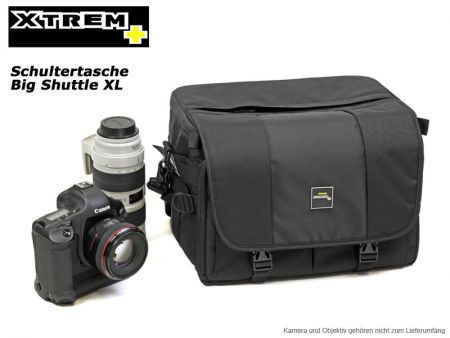 XTREM+ Camera Shoulderbag Big Shuttle XL